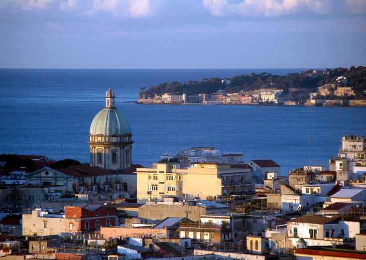 Naples - The most beautiful cities in Italy