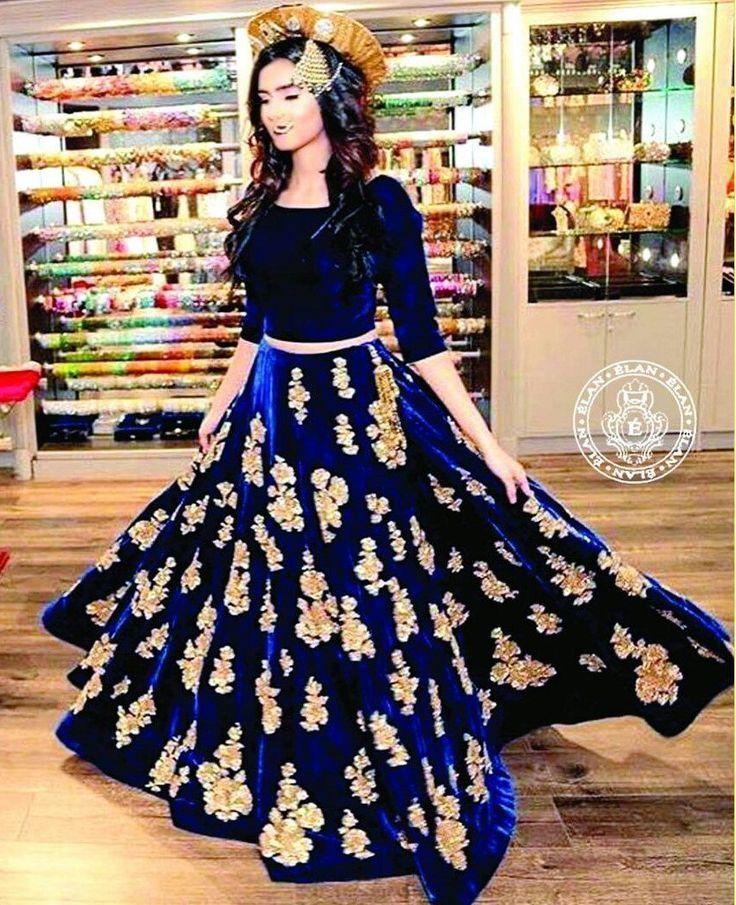 Girls Indian Pakistani Lehenga  Ethnic Wedding Party  Wear