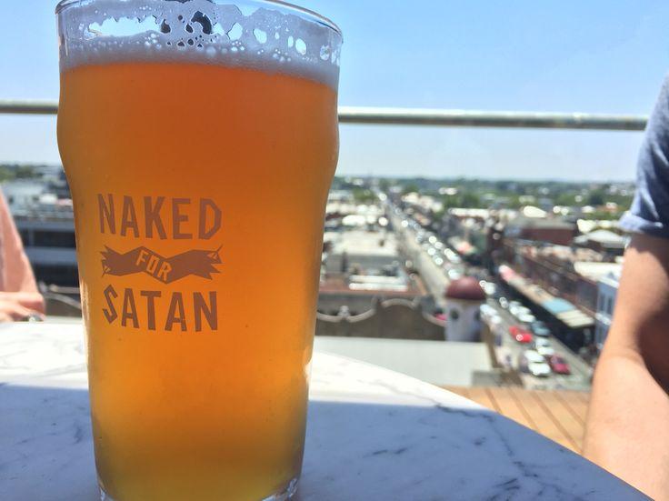 Naked for Satan - Melbourne