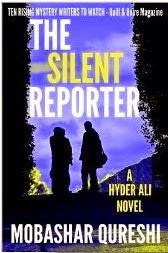 Books and Quilts: The Slient Reporter (Hyder Ali #1) by Mobashar Qur...