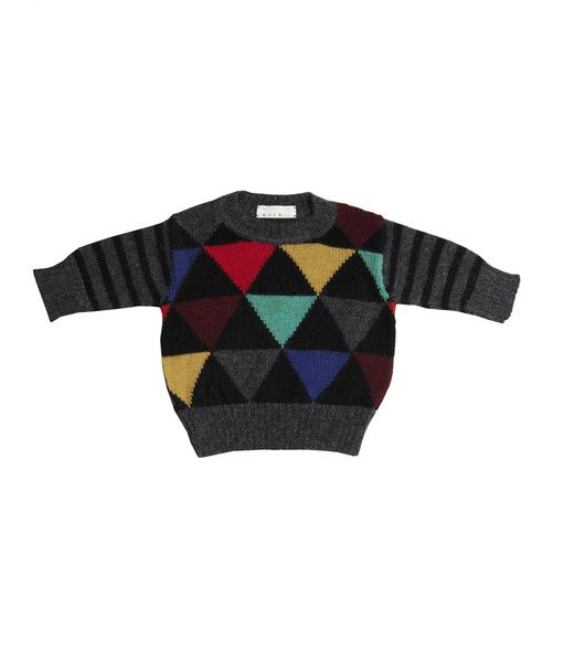 Triangle Pullover (Toddler)