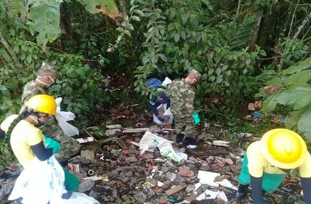 Manizales, Risaralda. Con el fin de contribuir al cuidado y la recuperación ambiental en la zonas verdes, los Héroes Multimisión del Batallón Ayacucho llegaron hasta el […]