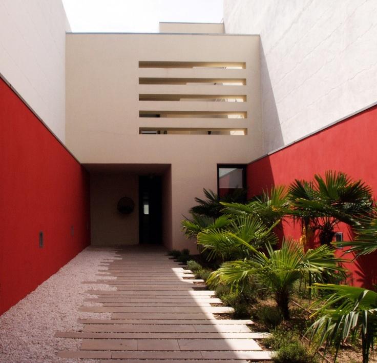 Vivienda en Borriol / Antonio García Blay y José Antonio Ruiz Suaña
