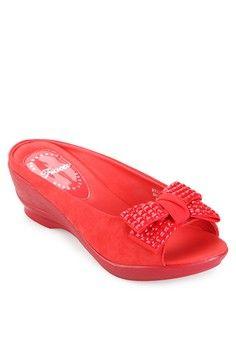 jual sepatu wanita murah berkualitas: Sepatu wanita Tracce Female Platform Sandals