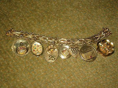 Vintage 14k Gold Charm Bracelet | eBay.. | Charmed, I 'm ...