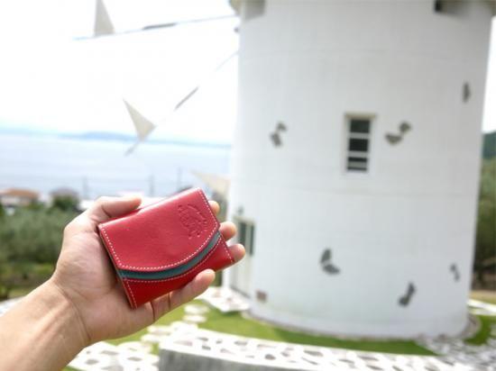 【極小財布・小さい財布】小さいふ。 ペケーニョ 日本製 二つ折り クアトロガッツ
