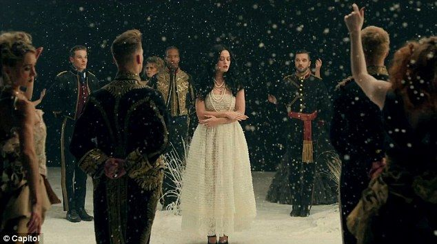 Katy Perry - Unconditionally  Concept art for Deathless or Grisha series!
