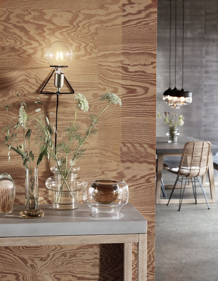 Lamps are not only lightning, but artistic elements in the home décor.