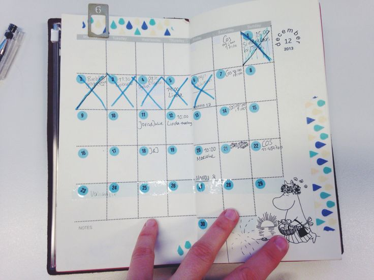 ... about Filo/Midori on Pinterest | Daily planners, Doodles and Calendar