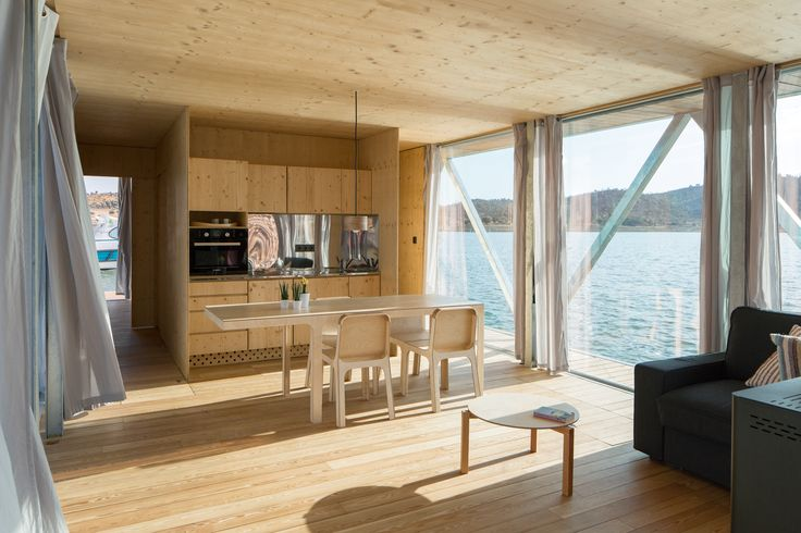 Photo 4 Of 7 In 6 Modular Houseboat And Floating Home Manufacturers