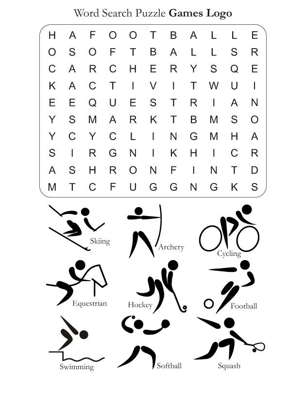 Activity Book Puzzles For Adults