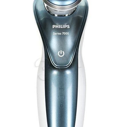 Gwarancja:        24 miesiące gwarancji fabrycznej              Kod Producenta:         S7370/12              P/N:         8710103737889              Kod EAN:         8710103737889              Opis:         Zwiększ bezpieczeństwo golenia. Specjalnie zaprojektowana z myślą o delikatnej ochronie skóry golarka Philips Shaver Series 7000 jest wyposażona w pierścienie Comfort z unikatową powłoką z mikrogranulkami, która zapewnia dokładne golenie dla skóry wrażliwej. Głowice DynamicFl...