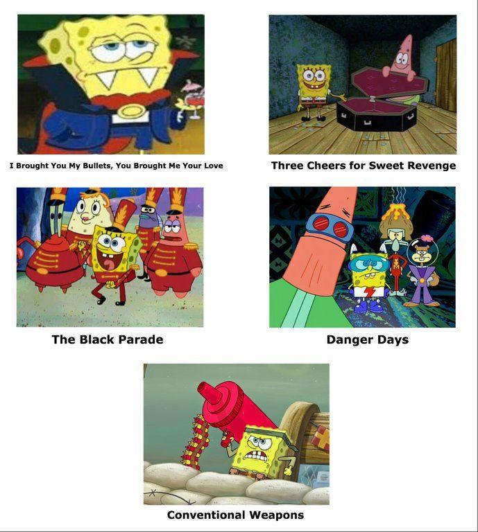 Ican Take No Shame In Loving Marching Band Js Spongebob Agrees