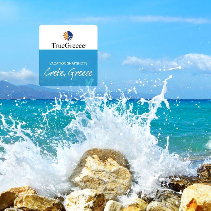 The beaches in Crete are clean, refreshing and inviting! This summer we invite you to discover your own favorite destination and indulge in a sun-drenched Mediterranean #vacation of a lifetime! #Discover #Crete #TrueGreece #Mediterranean #Travel #Beach #Summer