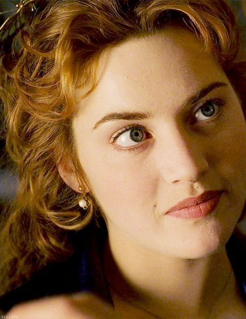 kate winslet...yup get this one a lot! Since I was about 17 ... I dont see it