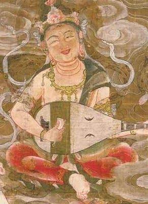 本望は「流浪の画家」、の隆くん: 〇高野山の至宝「国宝・阿弥陀聖衆来迎図」
