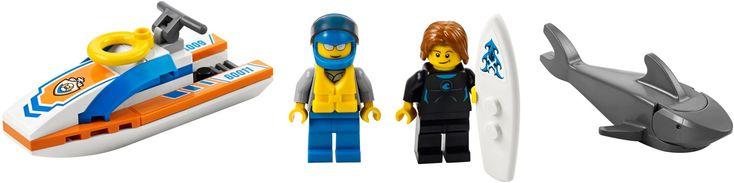 LEGO City: Surfer Rescue