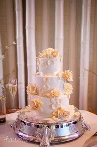 Glamorous Wedding Cakes Workshop