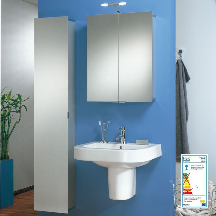 HSK - Die Badexperten   Alu-Spiegelschränke   ASP 300