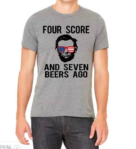 4th of July Shirt - Men's 4th of July - July 4th men - Merica - Merica Shirt - Uncle Sam - USA by StayAtHomeRN on Etsy
