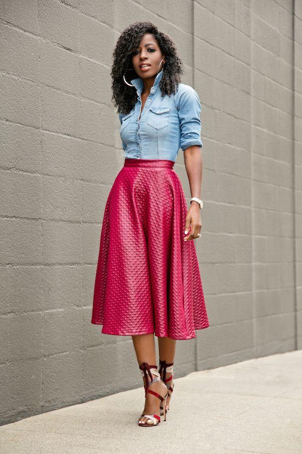 High Quality Online Cupro Skirt - Bold Lady by VIDA VIDA Free Shipping Amazing Price dTniEW
