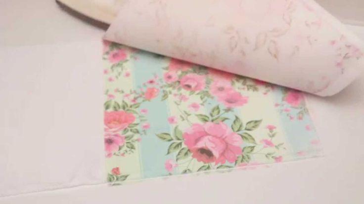 Como sublimar con laminas sobre tela sintetica? Eq Arte