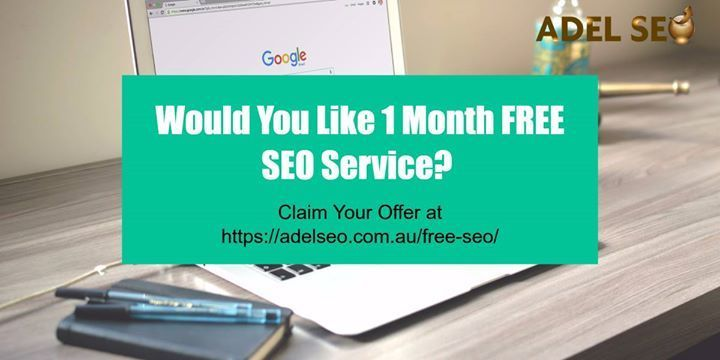 Yes! Finally there is a FREE SEO services. Claim your offer before it is too late. https://t.co/fJ4ZBZOeYr https://t.co/6AoO5OtifD
