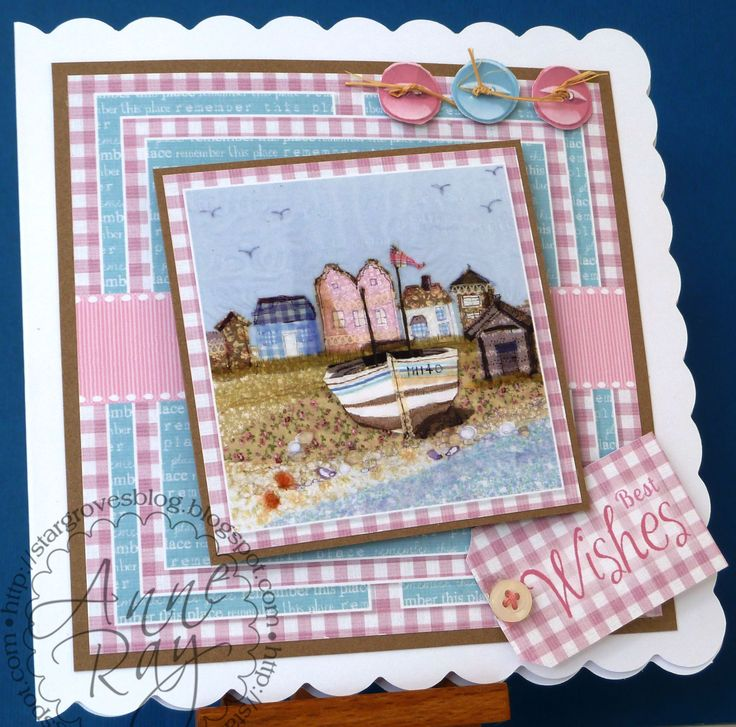 Halcyon Days CD Rom buttons  seaside