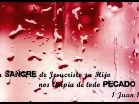 La Sangre de Cristo tiene Poder + Oracion de Liberación