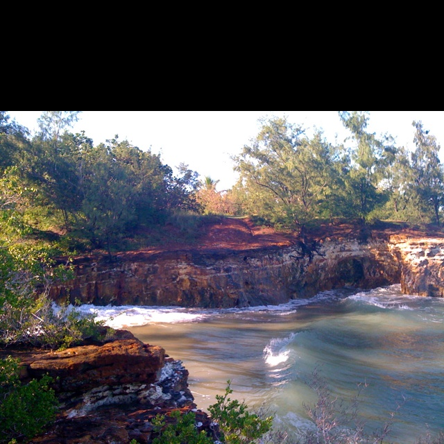 2 minutes from my place is glorious Casuarina Beach #DarwinNT