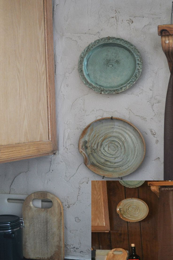 Light Wood Paneling: DIY -- Kitchen End Wall. Inset Shows Old Wall With Old