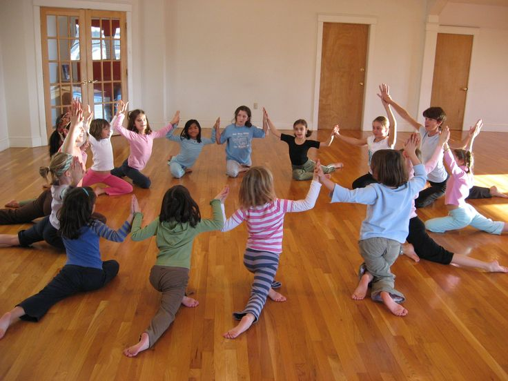 Girl Time 8 week yoga sessions grades 3-6