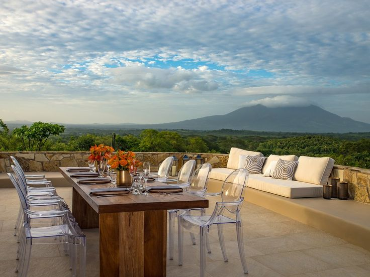 In Nicaragua, you'll ride a horse past sloths and howler monkeys on Nekupe's 1,300 acres, whose owners took inspiration from the ranches of America's West.