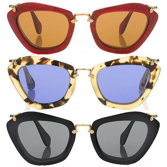 Miu Miu Sunglasses | AnOther Loves - via http://bit.ly/epinner