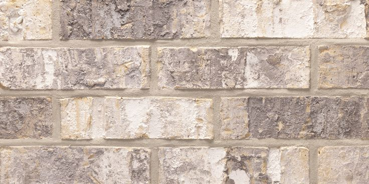 Escalante Acme Brick White Wash Fireplace Brick