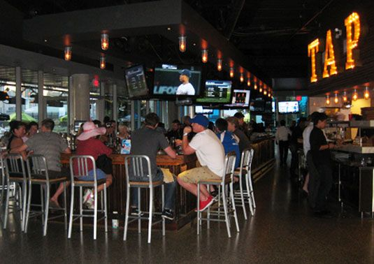Tap and Barrel. The newest watering hole in #OlympicVillage #Vancouver