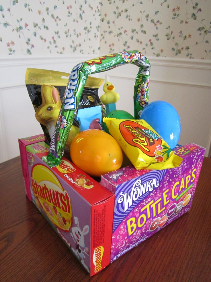 Totally disposable easter basket easter pinterest for Easter craft ideas for young adults