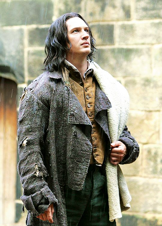Tommy as Heathcliff - Wuthering Heights (TV Mini-Series 2009) / TH0073A