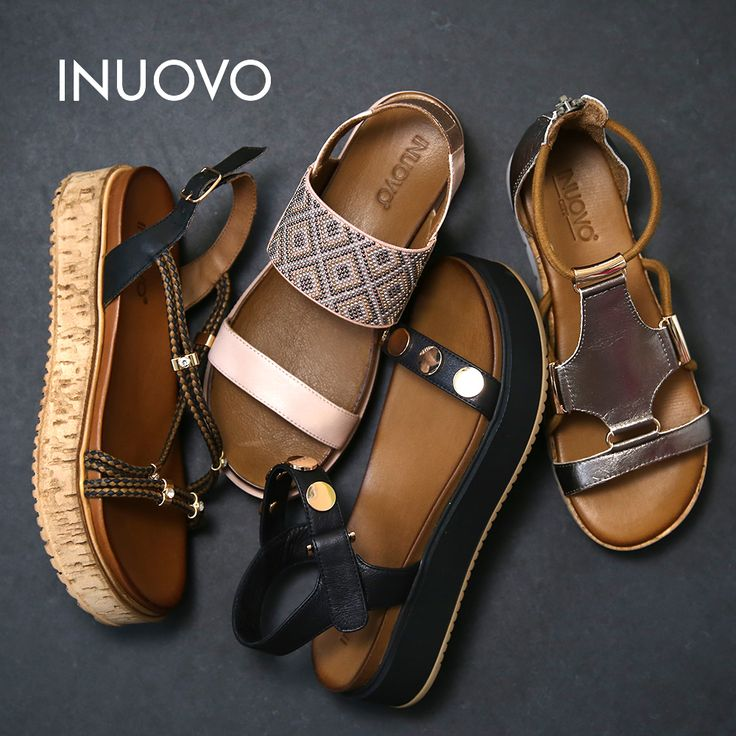 #inuovo #sandals #footwear #fashion #officeshoes