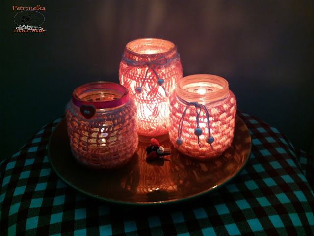 Petronelka Hand Made: Lampiony