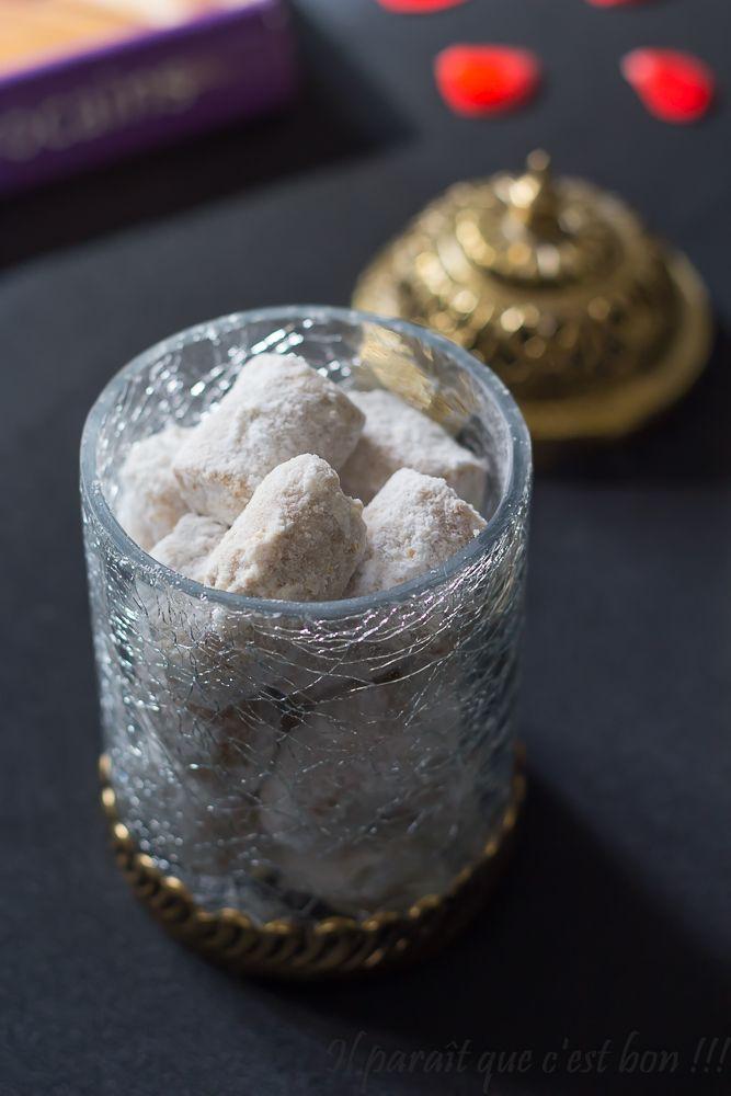Petits gâteaux marocains à la cacahuète (1 sur 1)