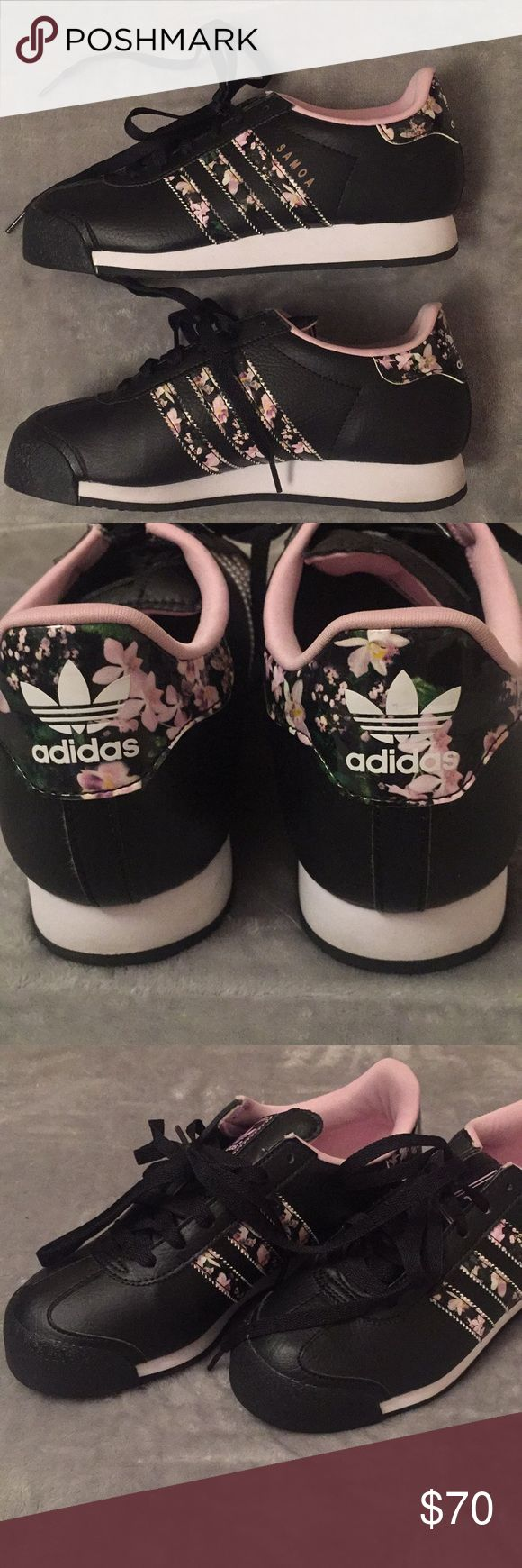 Authentic Adidas Samos W sneakers. Originals Authentic Adidas Samoa Womens sneakers. Brand new! adidas Shoes Sneakers