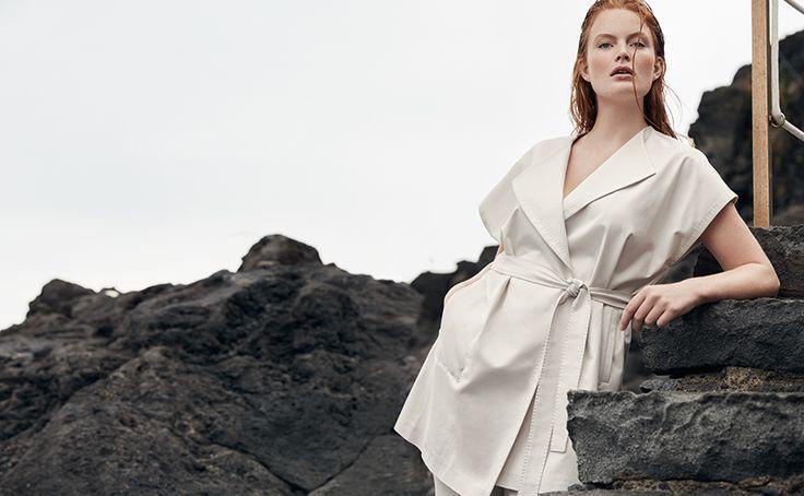 Collezione di Marina Rinaldi, pensata per donne alla moda con taglie comode. Scopri i capi, guarda le proposte di stile e acquista sul Sito Ufficiale.