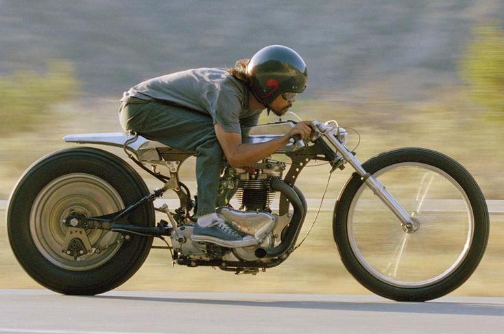 Blog sobre motos, chopper, bobber, flat tracker, street tracker, BMW, Harley-Davidson, triumph, Norton, BSA, Ducati y otros clasicos
