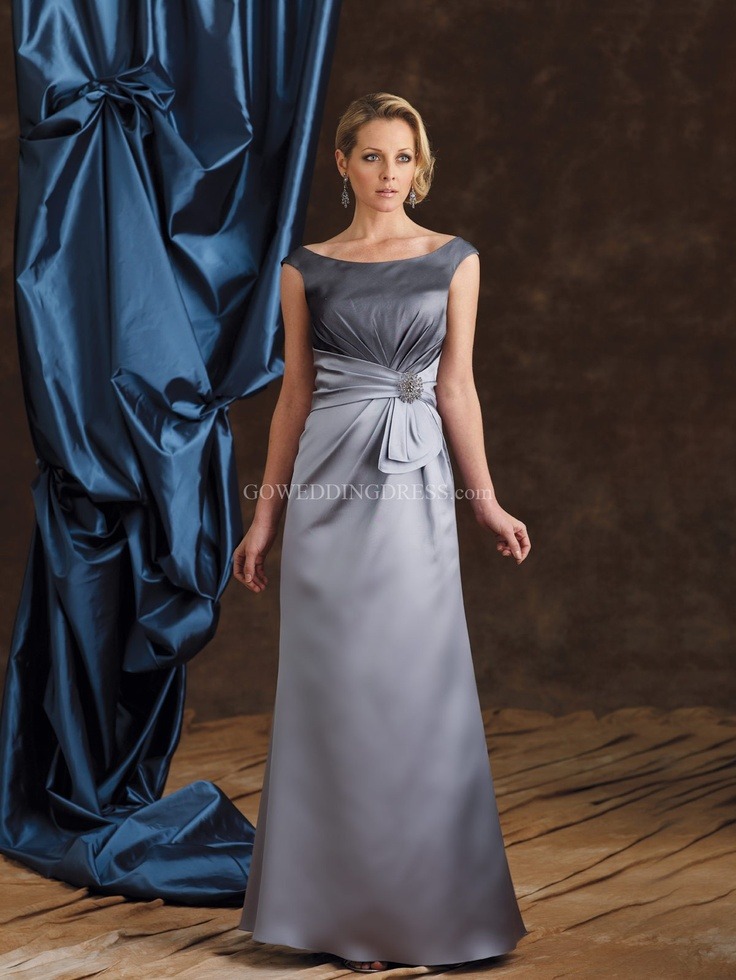 24 superb dresses for 25th wedding anniversary for Silver wedding dresses 25th anniversary