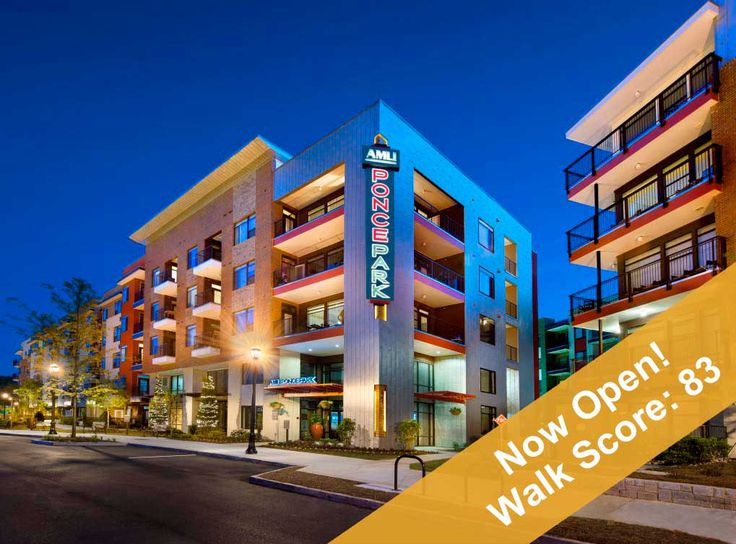 Our brand new community in Atlanta is LEED Platinum certified