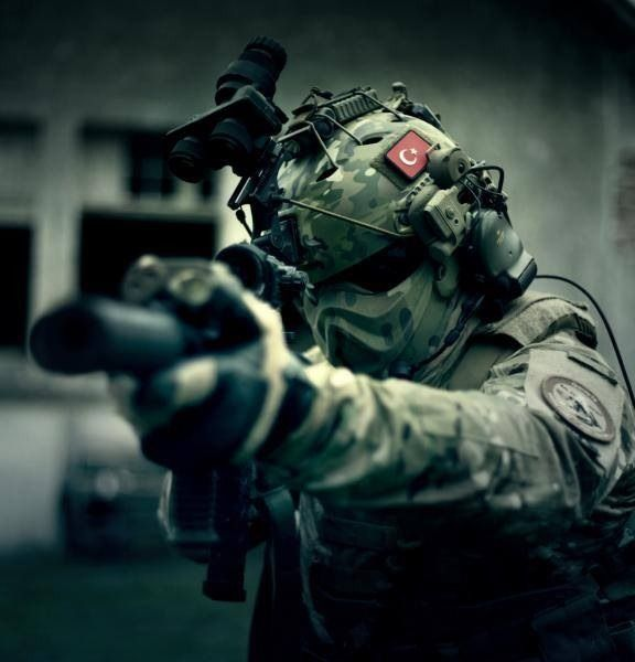 Turkish Special Forces www.SOFCoinDesigns.com