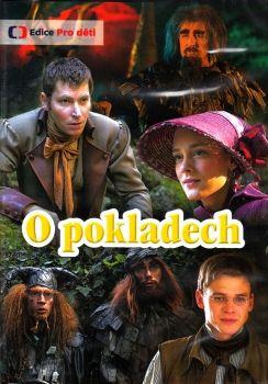 """Filmová pohádka České televize na dvd """"O pokladech"""""""