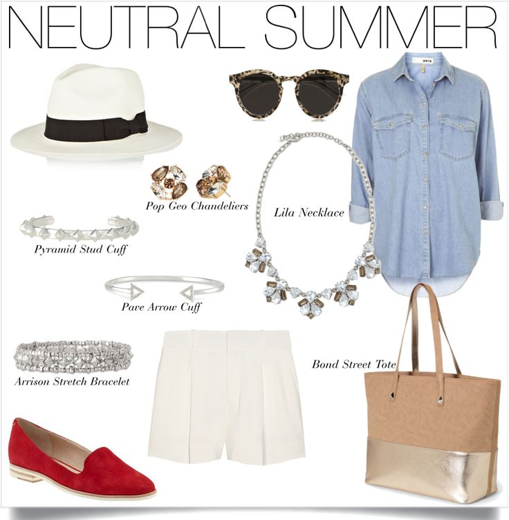 Here's your go-to summer staple outfit | Stella & Dot