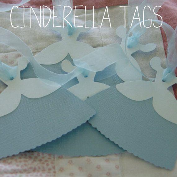 Disney Princess Tags
